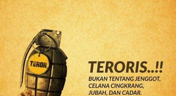 TERORISME BUKAN DARI ISLAM